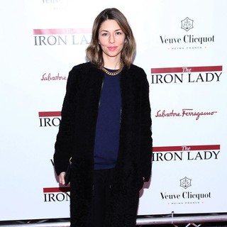 Sofia Coppola in The New York Premiere of The Iron Lady