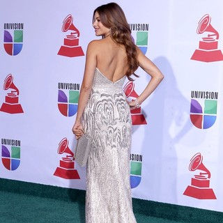Sofia Vergara in The 12th Annual Latin GRAMMY Awards - Arrivals