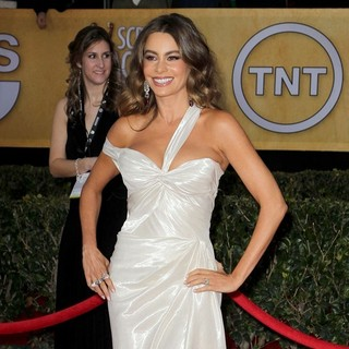 Sofia Vergara in 19th Annual Screen Actors Guild Awards - Arrivals