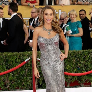 Sofia Vergara in The 20th Annual Screen Actors Guild Awards - Arrivals