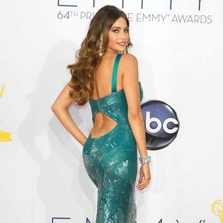 Sofia Vergara in 64th Annual Primetime Emmy Awards - Arrivals