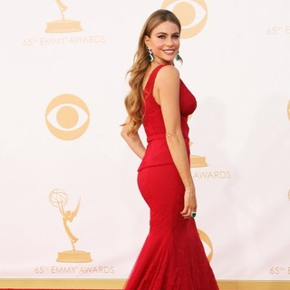 Sofia Vergara in 65th Annual Primetime Emmy Awards - Arrivals