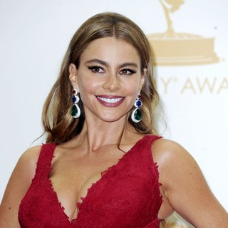 Sofia Vergara in 65th Annual Primetime Emmy Awards - Press Room