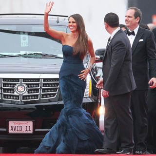 Sofia Vergara in The 69th Annual Golden Globe Awards - Arrivals - sofia-vergara-69th-annual-golden-globe-awards-02