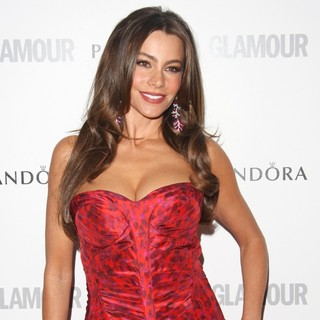 Sofia Vergara in The Glamour Women of The Year Awards 2012 - Arrivals