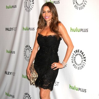Sofia Vergara in PaleyFest 2012 - Modern Family Event - Arrivals