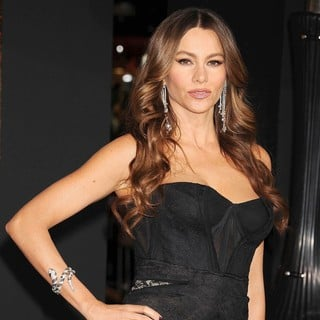 Sofia Vergara in Los Angeles Premiere of New Year's Eve