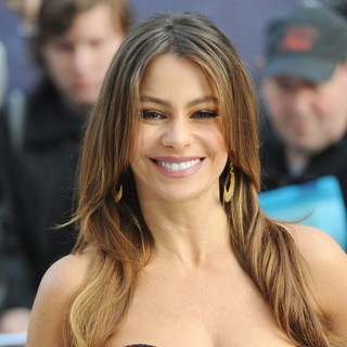 Sofia Vergara in Happy Feet Two European Premiere - Arrivals - sofia-vergara-uk-premiere-happy-feet-two-02
