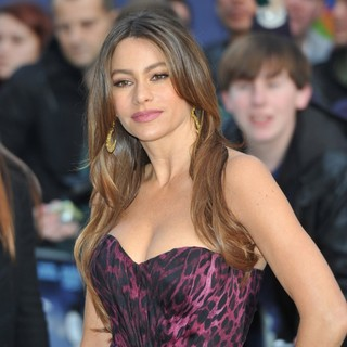 Sofia Vergara in Happy Feet Two European Premiere - Arrivals - sofia-vergara-uk-premiere-happy-feet-two-03