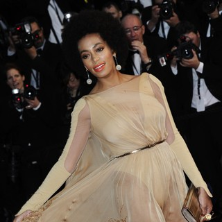 Solange Knowles in Opening Ceremony of The 66th Cannes Film Festival - The Great Gatsby - Premiere