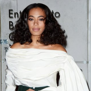 Solange Knowles - Gemfields Jewelry Salon Opening - Red Carpet Arrivals