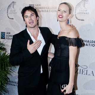 Ian Somerhalder Foundation Benefit