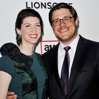 Virginia Donohoe, Rich Sommer in AMC's Mad Men - Season 6 Premiere