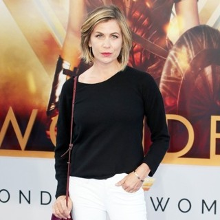 Sonya Walger in Wonder Woman World Premiere