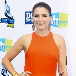 Sophia Bush in The DoSomething.org and VH1's 2012 Do Something Awards