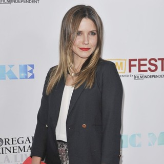 Sophia Bush in 2012 Los Angeles Film Festival - Closing Night Gala - Premiere Magic Mike
