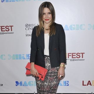 2012 Los Angeles Film Festival - Closing Night Gala - Premiere Magic Mike - sophia-bush-2012-los-angeles-film-festival-02