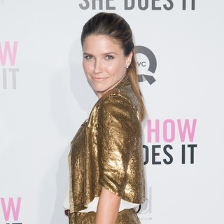 Sophia Bush in New York Premiere of I Don't Know How She Does It - Arrivals