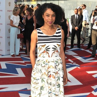 Sophie Okonedo in The 2012 Arqiva British Academy Television Awards - Arrivals