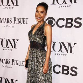 Sophie Okonedo in The 68th Annual Tony Awards - Arrivals