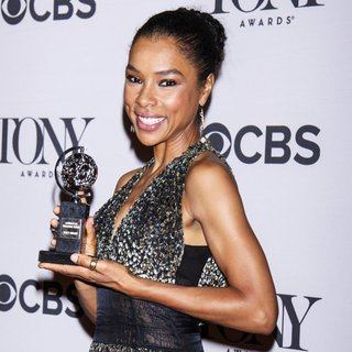Sophie Okonedo in The 68th Annual Tony Awards - Press Room