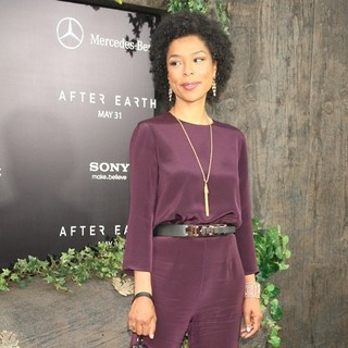 Sophie Okonedo in New York Premiere of After Earth