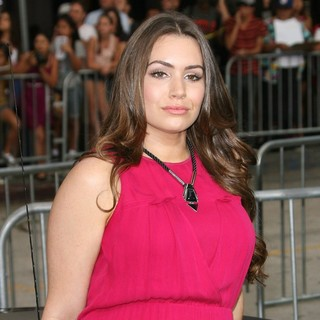 Sophie Simmons in Getaway Los Angeles Premiere