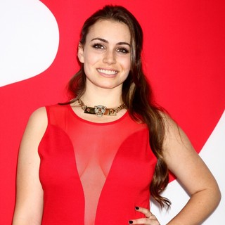 Sophie Simmons in Los Angeles Premiere of Red 2