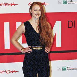 Sophie Turner in 8th Rome International Film Festival - Another Me - Photocall
