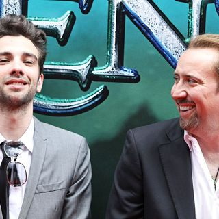 Jay Baruchel, Nicolas Cage in World Premiere of 'The Sorcerer's Apprentice'