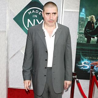 Alfred Molina in World Premiere of 'The Sorcerer's Apprentice'