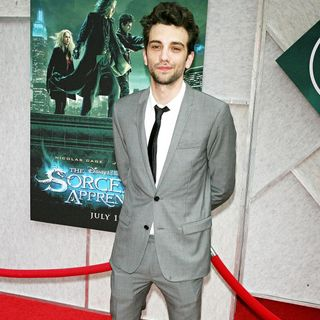 Jay Baruchel in World Premiere of 'The Sorcerer's Apprentice'