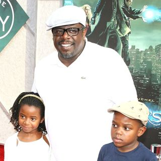 Cedric the Entertainer in World Premiere of 'The Sorcerer's Apprentice'