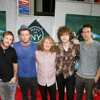 OneRepublic in World Premiere of 'The Sorcerer's Apprentice'