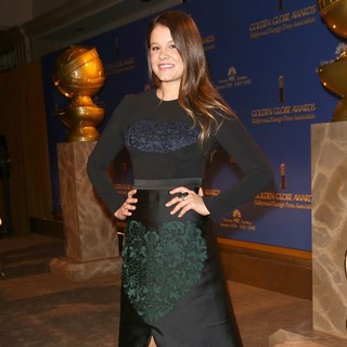 Sosie Bacon in 71st Annual Golden Globe Awards Nominations Announcement