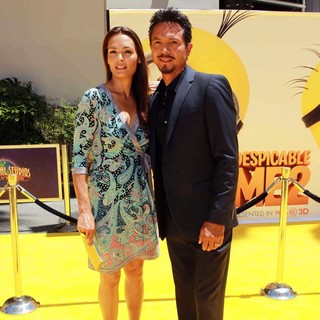 Talisa Soto, Benjamin Bratt in Premiere of Universal Pictures' Despicable Me 2
