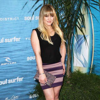 The Los Angeles Premiere of 'Soul Surfer' - soul_surfer_25_wenn3273330