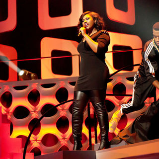 Jazmine Sullivan in Soul Train Awards - Show