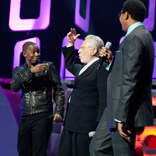 Doug E. Fresh, Wolf Blitzer, Terrence Howard in Soul Train Awards - Show