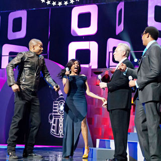 Doug E. Fresh, Taraji P. Henson, Wolf Blitzer, Terrence Howard in Soul Train Awards - Show