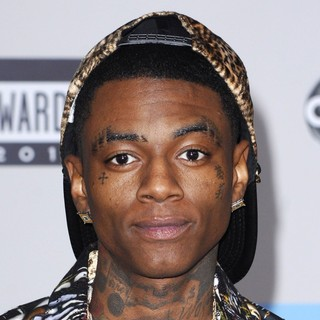 Soulja Boy in 2011 American Music Awards - Arrivals
