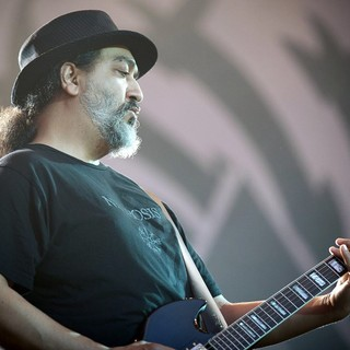 Kim Thayil, Soundgarden in The 2012 Big Day Out Festival