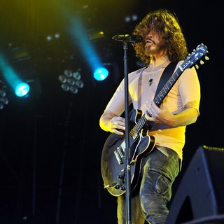 Chris Cornell - The 2012 Big Day Out Festival