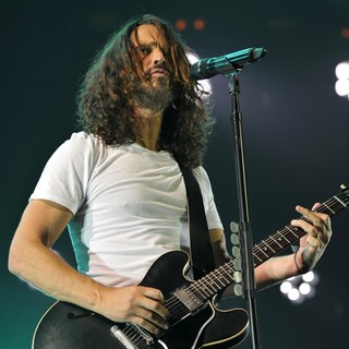 Chris Cornell, Soundgarden in Soundgarden in Concert at The UIC Pavilion