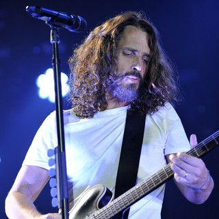 Chris Cornell - Soundgarden in Concert at The UIC Pavilion