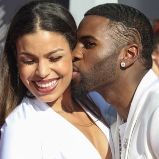 Jordin Sparks, Jason Derulo in 2014 MTV Video Music Awards - Arrivals
