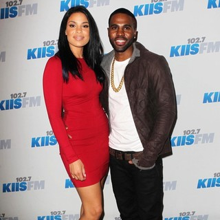 Jordin Sparks, Jason Derulo in KIIS FM's 2012 Jingle Ball - Night 2 - Arrivals