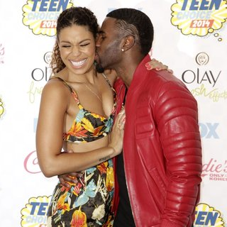 Jordin Sparks, Jason Derulo in Teen Choice Awards 2014 - Arrivals
