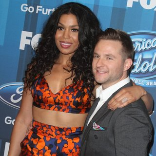 Jordin Sparks, Blake Lewis in American Idol Finale for The Farewell Season - Red Carpet Arrivals