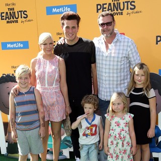 The Premiere of The Peanuts Movie